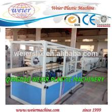 Рециклированный материал ПВХ трубы производство поставка оборудования
