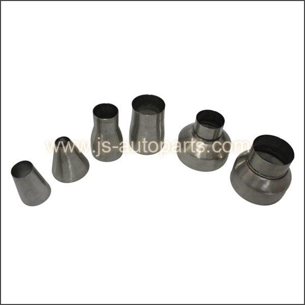 4.5`` - 3.5`` STAINLESS REDUCER EXHAUST  FLUE TRUCK PIPE ADAPTER JOINER