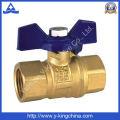 Brass Copper Ball Valve for Valves (YD-1017)