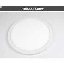 Panneau à LED à LED de 48W Diamètre 600 LED