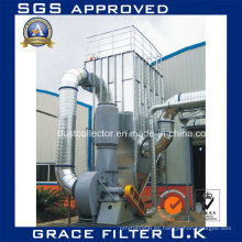 Sistema industrial del filtro del bolso (DMC 64)