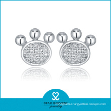 2016 Charming 925 Diamond Earings