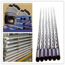 High Flow Rate Downhole Motor