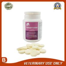 Médicaments vétérinaires de Levamisole + Bolus de Niclosamide