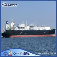 Reka bentuk kapal Marin LNG