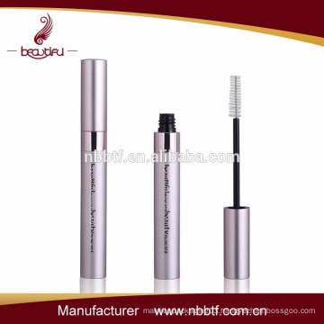 Hot Selling matt pink aluminum empty packaging cosmetic mascara tube