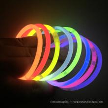Bracelet bâton lumineux