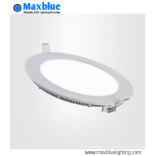 15W 180mm Recessed Round LED Panel Light