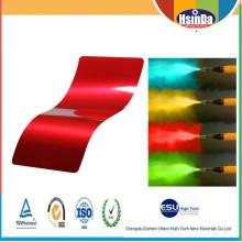 Rociador de muebles para interiores Electrostatic Multicolor Metallic Epoxy Powder Coating