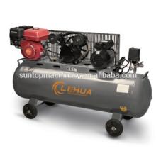 200l 8.5hp gasoline industrial air compressor