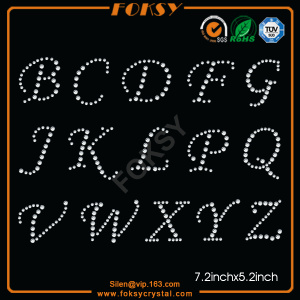 Bling Alphabet strass