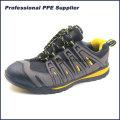 Chaussures de sécurité légères en composite à bout composite et semelle intercalaire en Kevlar Ss-037