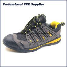 Легкий Композитный носок и кевлара подошвы спортивный стиль защитная обувь СС-037
