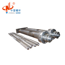 Krauss Maffei KMD60/KMD75/KMD90/KMD110/KMD130 parallel twin screw barrel