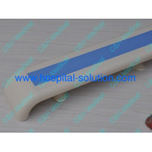 Hospital Corridor Pvc Handrails For Pvc Wall Protection System