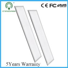 Espesor de aluminio 5 años de garantía 2X2FT Luz de panel LED empotrada
