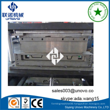 chinese manufacturer rollformer structural omega profile molding machine
