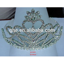 cheap crowns cheap tiaras swan wedding bridal tiaras crown
