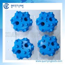 Bestlink baja presión CIR90 DTH brocas de botones para la mina