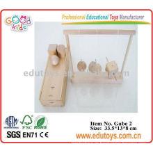 Juguetes educativos juguetes de madera herramientas de enseñanza gabe