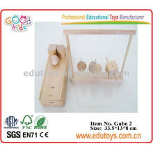 educational toys wooden toys teaching aids gabe