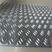 3003 4004 aluminum tread sheet trailer fenders