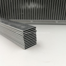 4343/3005/4343 Flat Oval Aluminum Tube For Radiators
