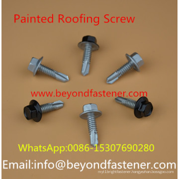 Painted Screw Color Screw Bolts Fastener