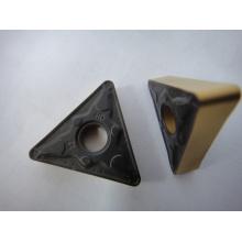 Carbide de tungstênio inserções de torneamento indexáveis Tnmg160408