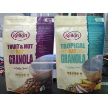 Stand Up Pouch for Granola