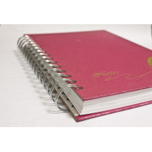 Hot Sale Wire-O Hardcover Notebook Printing