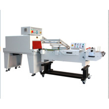 POF Film Cosmetic Box Semi Automatic Shrink Packer