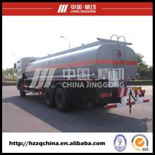 Camión tanque de aceite de alta potencia (HZZ525GJY) en venta