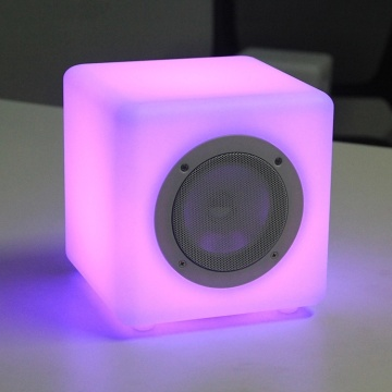 Altavoz Bluetooth inalámbrico LED