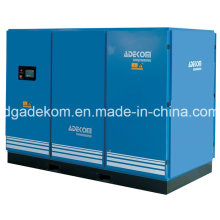 Compresseur d'air à vis entraînée par rotation directe d'huile injectée (KF160-13)