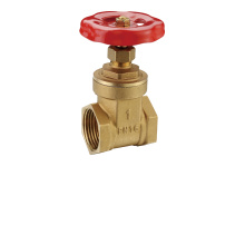 Gesmede Brass Gate Valve, Hot smeden gate valve