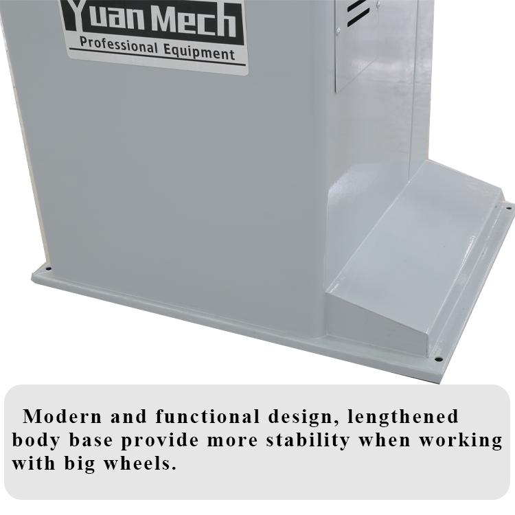 wheel balancer base