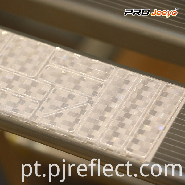 White Protective PVC Patches