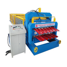 Two In One Metal Roof Roll Forming Machine