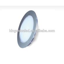 Высокое качество AC110V / 220V Светодиодные панели свет круглой серии