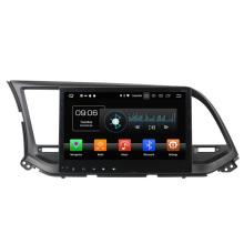 Lecteur de DVD de voiture Android 10,1 pouces Hyundai Elantra