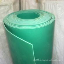 Folha plástica macia do PVC com resistente à umidade