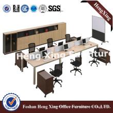 Metal Legs Workstation Simple Design Office Partition Hx-PT5088