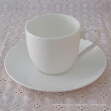 Conjunto de taza de café de hueso fino - 11CD15014