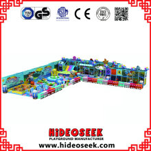 Sea Style Indoor Amusement Equipment for Kids