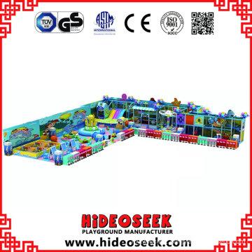 Sea Style Indoor Amusement Equipment for Kids