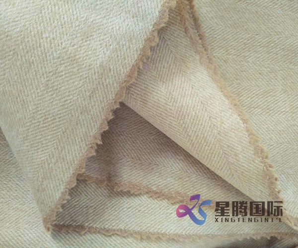 Double Face 100% Wool Fabric For Overcoats1 (2)