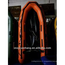 bateau canot pneumatique Chine 360