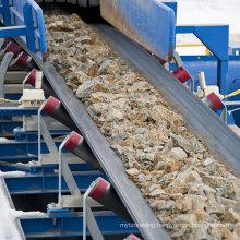 Ske Large Capacity Pipe Belt Conveyor