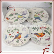 Steinzeug-Porzellan-Tellerplatte Geschirr-Geschirr für Heim-Restaurant-Hotel